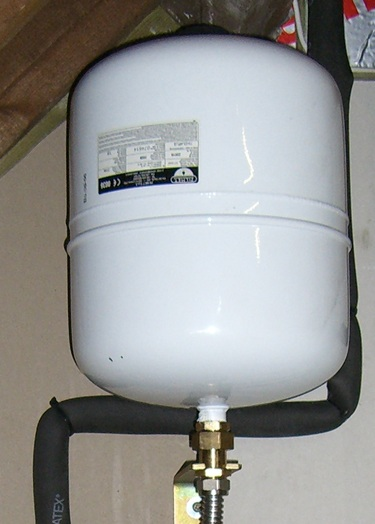 Expansion Vessels The Solar Repair Service
