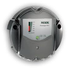 Resol DL2 data logger