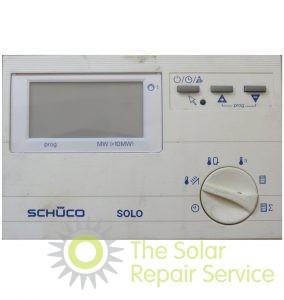 Schuco Solo Solar Controller The Solar Repair Service