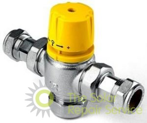 Solar Thermal mixing valve