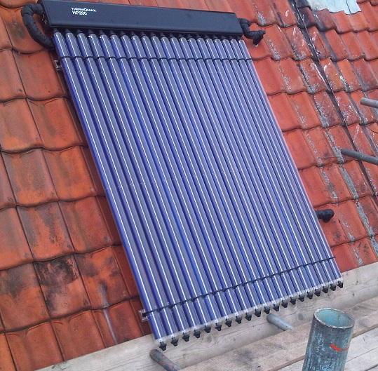 Solar Flat Panels And Solar Tubes The Solar Repair Service